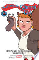 The Unbeatable Squirrel Girl Vol  5