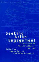 Seeking Asian Engagement