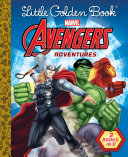 Avengers Little Golden Book Favorites (Marvel)