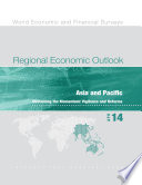 Regional Economic Outlook  April 2014  Asia and Pacific