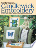 Contemporary Candlewick Embroidery