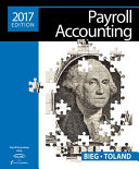 Payroll Accounting 2017  with Cengage Learning s Online General Ledger  1 Term  6 Months  Printed Access Card