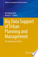 Big Data Support of Urban Planning and Management