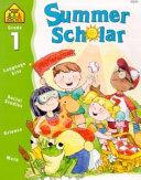 Summer Scholar Grade 1