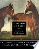illustration du livre The Nature of Horses