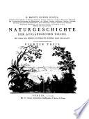 Allgemeine Naturgeschichte der Fische: Oekonomische Naturgeschichte der Fische Deutschlands