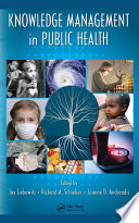 Knowledge Management In Public Health