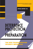 Deterrence  Protection  and Preparation