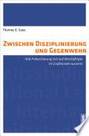 Zwischen Disziplinierung und Gegenwehr