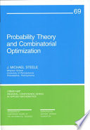 Probability Theory and Combinatorial Optimization