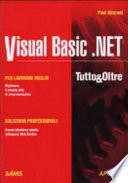 Visual Basic  NET Tutto Oltre