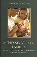 Book Mending Broken Families