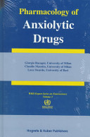 Pharmacology of Anxiolytic Drugs
