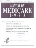 Book Manual De Medicare 1993
