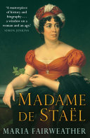 Madame De Stael : and culture of the eighteenth...