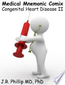 Medical Mnemonic Comix Congenital Heart Disease I I