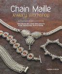 Chain Maille Jewelry Workshop