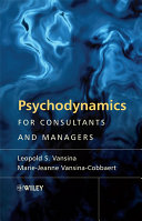 download ebook psychodynamics for consultants and managers pdf epub