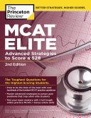 The Princeton Review MCAT Elite