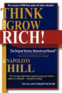 Think and Grow Rich! Book Cover