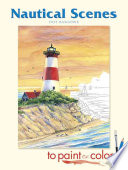 Nautical Scenes to Paint Or Color