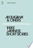 Three Japanese Short Stories by