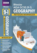 BBC Bitesize AQA GCSE (9-1) Geography Workbook