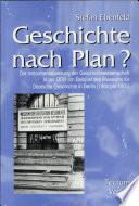Geschichte nach Plan