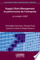 Supply Chain Management et performance de l'entreprise