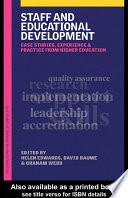 Staff and Educational Development