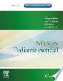 Nelson Pediatr A Esencial Studentconsult book