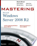 illustration Mastering Microsoft Windows Server 2008 R2
