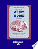 Army at Home  Large Print 16pt