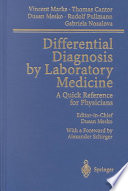 Differential Diagnosis by Laboratory Medicine