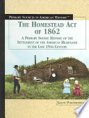 The Homestead Act of 1862