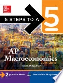 5 Steps to a 5 AP Macroeconomics  2014 2015 Edition