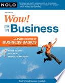 Wow  I m in Business