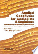 Applied Geophysics For Geologists And Engineers book