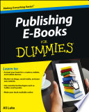 Publishing E Books For Dummies book