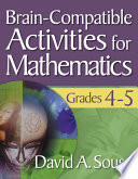 Brain Compatible Activities for Mathematics  Grades 4 5