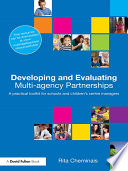 Developing and Evaluating Multi Agency Partnerships
