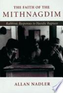 The Faith Of The Mithnagdim