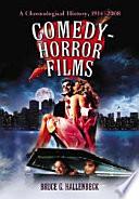 Comedy-Horror Films