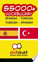 55000  Spanish   Turkish Turkish   Spanish Vocabulary