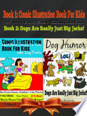 Comic Illustration Book For Kids With Dog Farts  Short Moral Stories For Kids With Dog Farts   Dog Humor Books