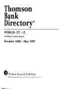 Thomson Bank Directory