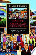The Cambridge Companion to Native American Literature