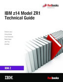 download ebook ibm z14 model zr1 technical guide pdf epub