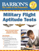 Barron s Military Flight Aptitude Tests