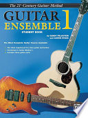 21st Century Guitar Ensemble 1  Student Book